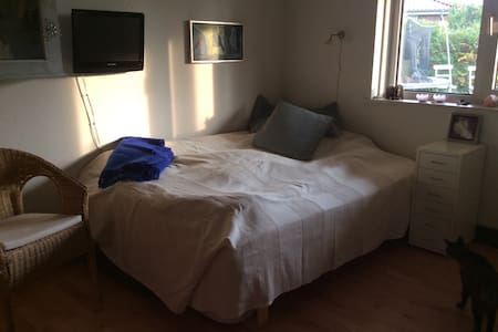 5 minutes from Aarhus Airport - Kolind - Bed & Breakfast
