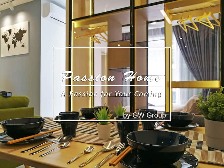 Passion Home @ Greenfield Regency Skudai
