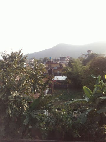 Two Bedroom Apartment with 4 Beds - Pokhara - Wohnung