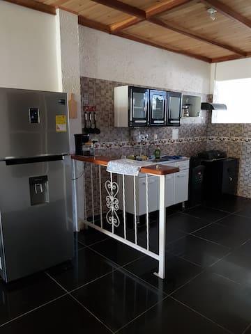 Apartamento San Nicolás