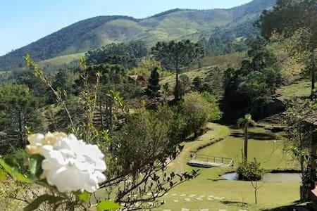 Instituto Paz D'Alma Festas - Joanópolis - Haus