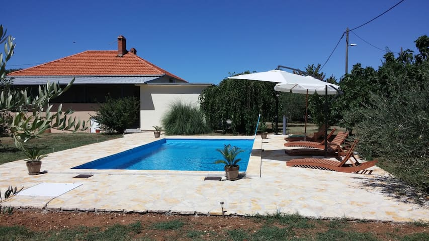 Exclusive Pool Apartment Tina - Zadar - Other