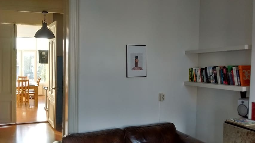 Beautiful big apartment close to centre Rotterdam - Rotterdam - Condominio