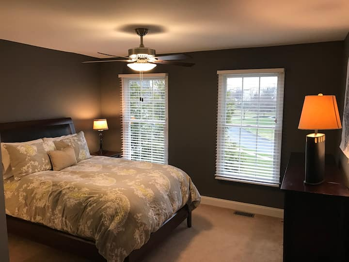 Private Bedroom/ Bath btwn Doylestown and New Hope