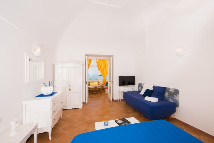 The vacation apartment casa Mimosa - Positano - Leilighet