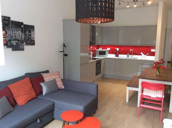 Modern one bedroom apartment- Ealing (West London)