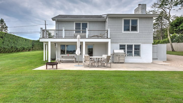 New Listing: Experience Montauk in this renovated beach cottage!