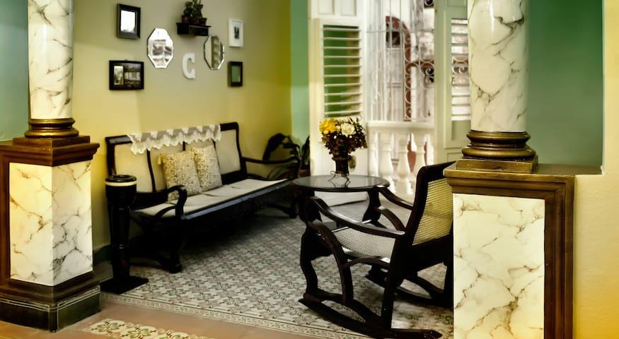 Casa Causilla Habitacion doble + WiFi
