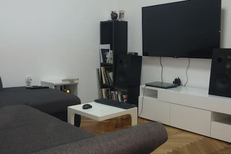 Comfy Apartment in Rijeka center - Rijeka - Kondominium