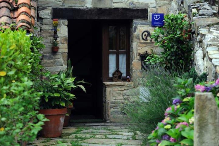 Casa Rural con Impresionantes vistas - Lugar de Abajo - บ้าน
