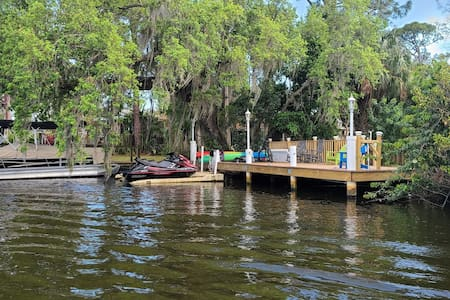 1 BD 1 Bth Kit Roomy 1.3 Mi 2 Beach On Large River