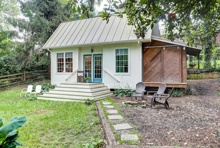 Oxford Cottage: Cville's favorite tiny home!