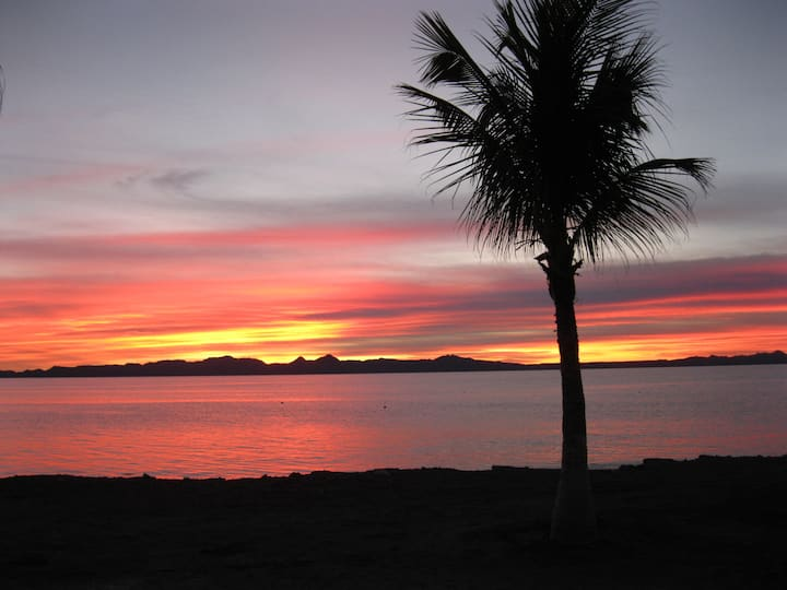 Loreto Beach Oasis