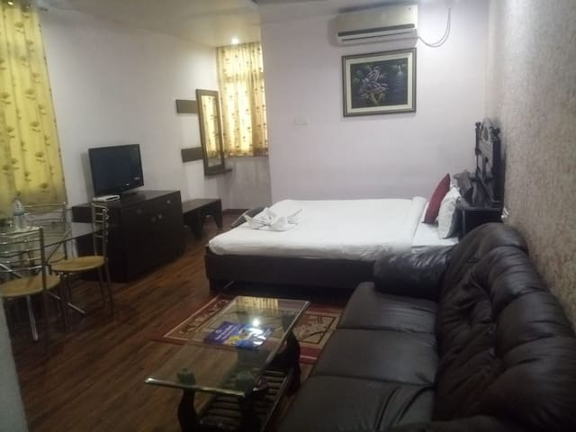 Hotel Blues shivalik(Executive Room)