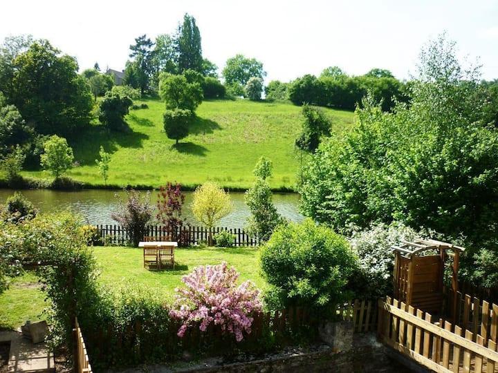 Mon Jardin est une Île/ Suisse Normande