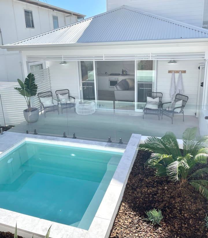 Brand New With Private Plunge Pool
