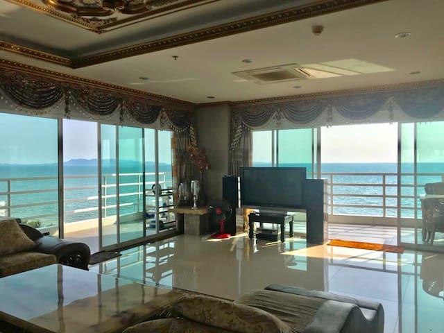 Beach View Talay 7 Pattaya一线海景公寓