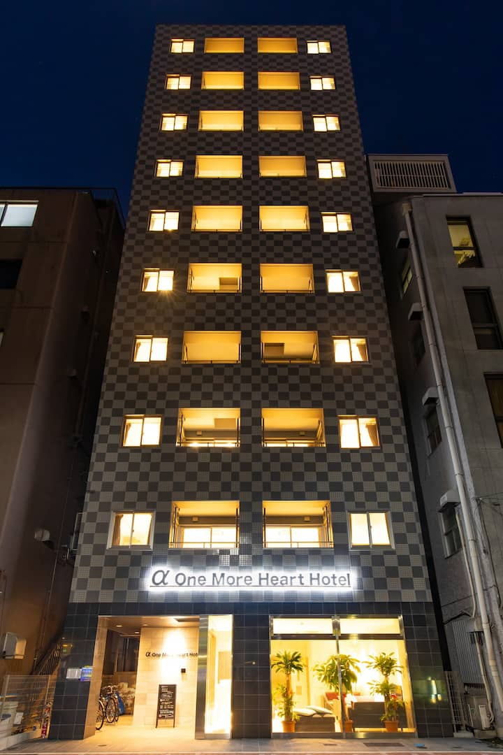 Central of TOKYO!! Close to train Sta 7-2h