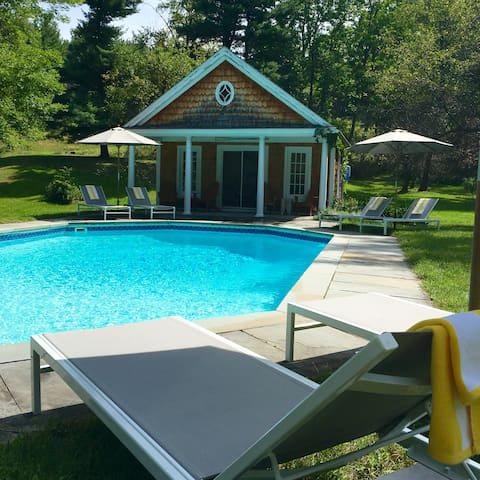 Get Ready for Summer! Hudson River Valley NY - Ghent - House