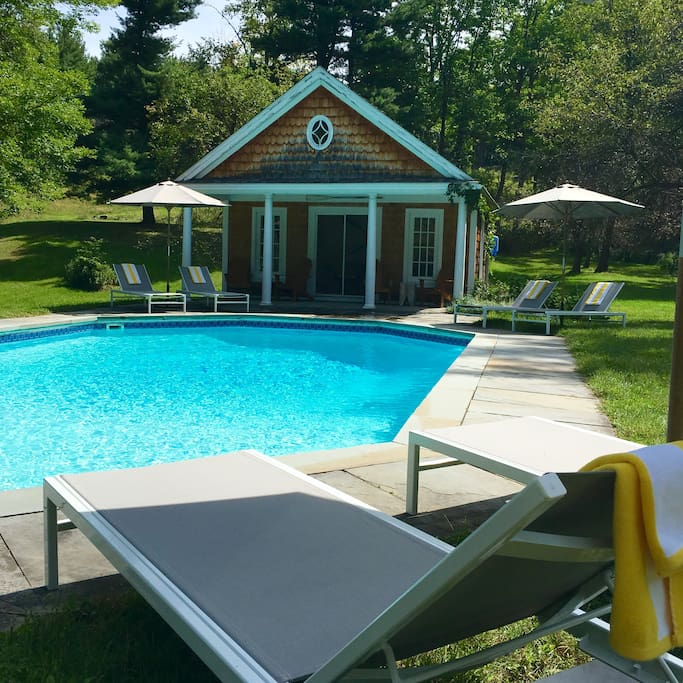 Pool House Summer (Open from Memorial to Labor Day)