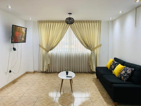 Apartment closed to Lima Airport