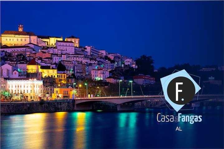 Casa das Fangas - Apto no Património Mundial da UNESCO, ideal para famílias
