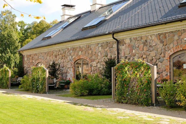 House in luxury private countryside Rumene Manor
