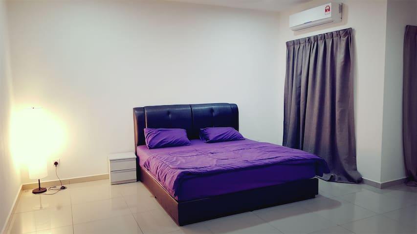 Ipoh homestay private room 怡保民宿双人房