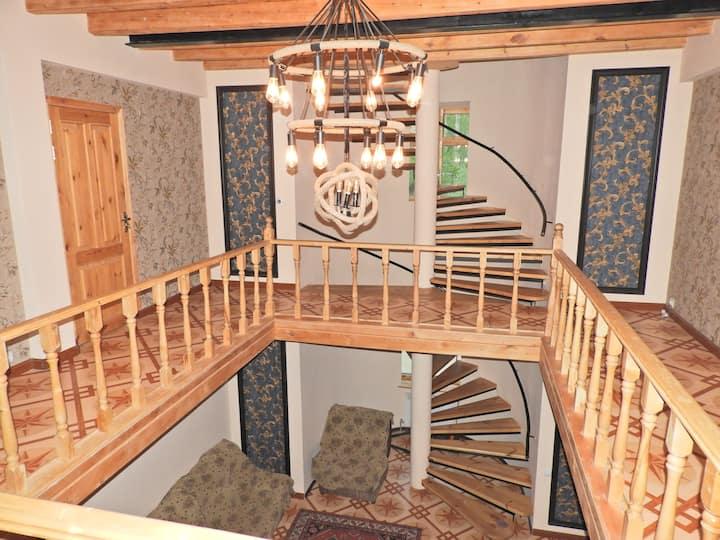 Pamiri House