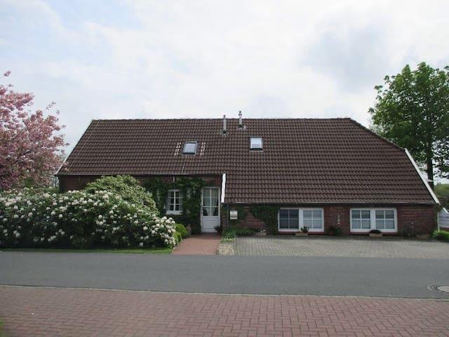 Nordseeferien Wiese Wald & Meer - Holtgast - Apartament
