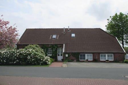 Nordseeferien Wiese Wald & Meer - Holtgast - Apartamento