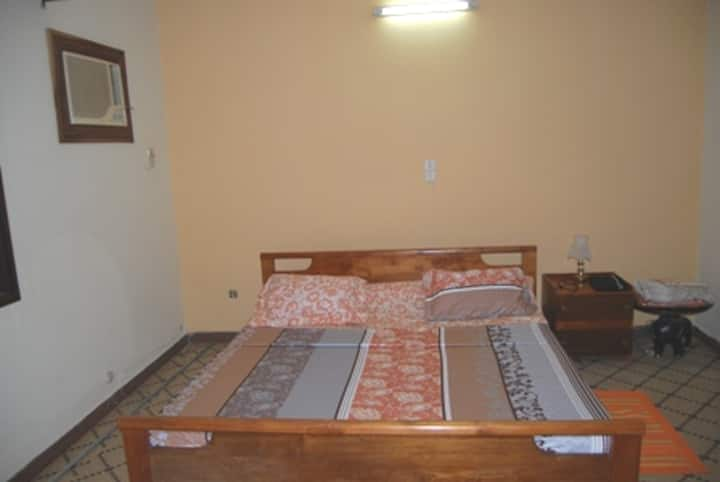 Villa Santa joana chambre climatisée 1
