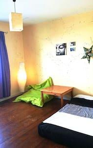 Gemütliche Wohnung in der Stadtmitte - Adosado