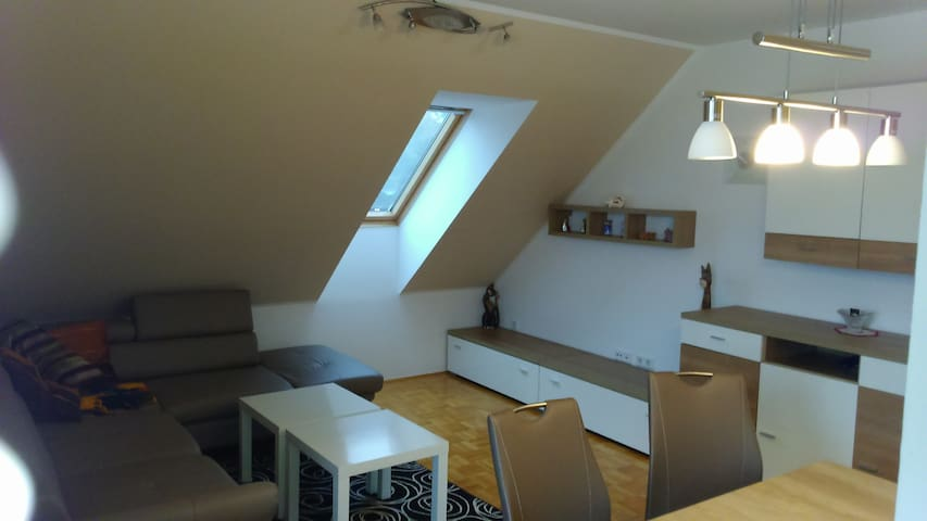 Cozy apartment near Maribor - Benedikt - Pis