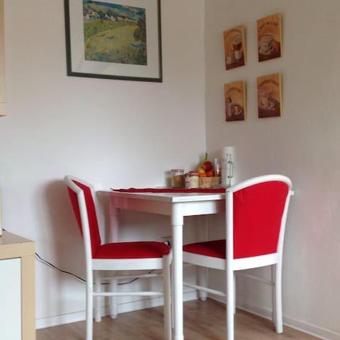 Cosy little room in Großhadern - Munich - Leilighet