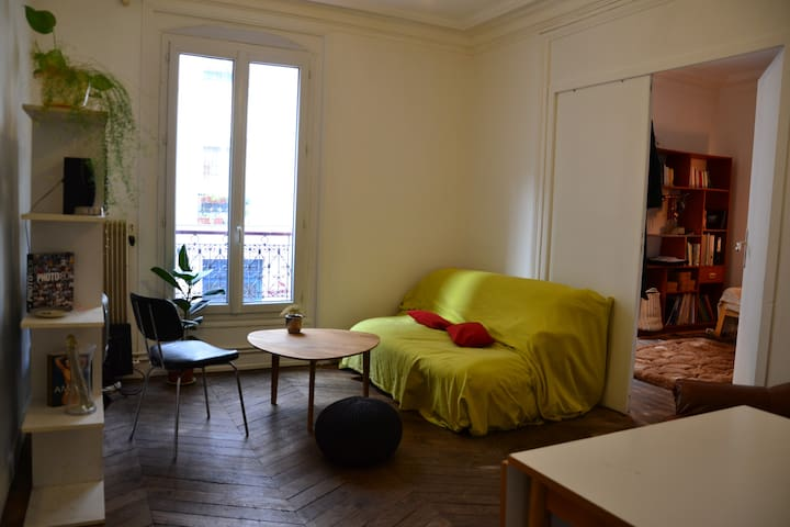 Chambre cosy en plein cœur des quartiers branchés