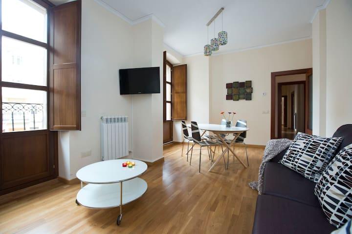 Apartamento Vintage 3 dormitorios RIOJA I - Haro - Wohnung