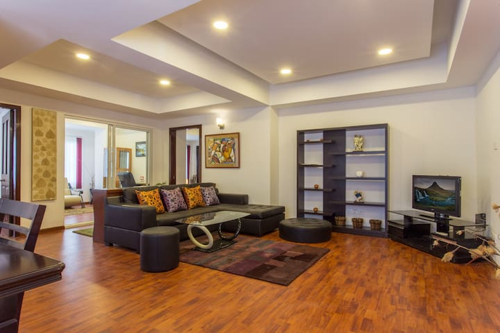 Deluxe 3 BHK Apartment  at TCH Tower - IV