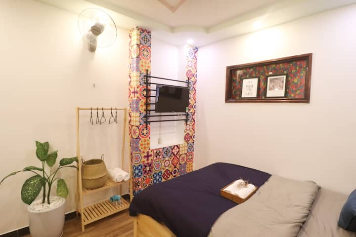 ECONOMY Room for 2 persons - DALAT LEGEND homestay