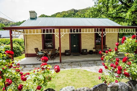 Historic Cottage in Arrowtown - Buckingham Street - Arrowtown