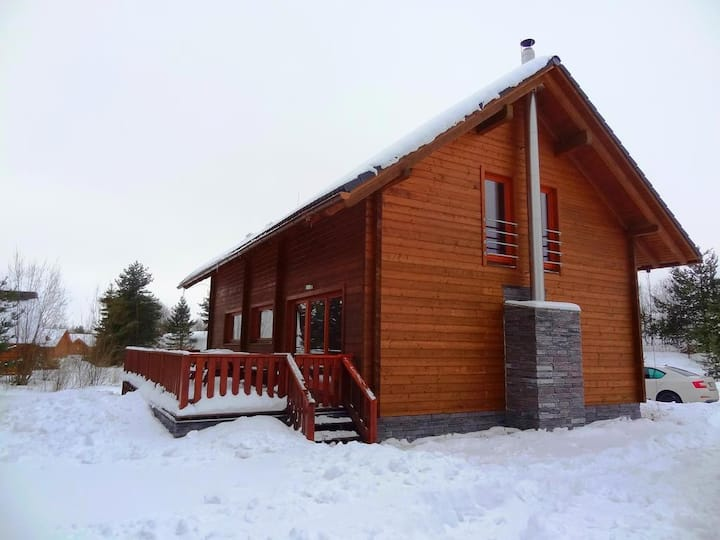 Beautiful chalet ZRUB ALPINUS