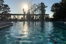 Southern Charm~Brand New Home~Fence~Pool/GymAccess