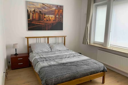 Private room/stylish apartment/Ghent City Center.