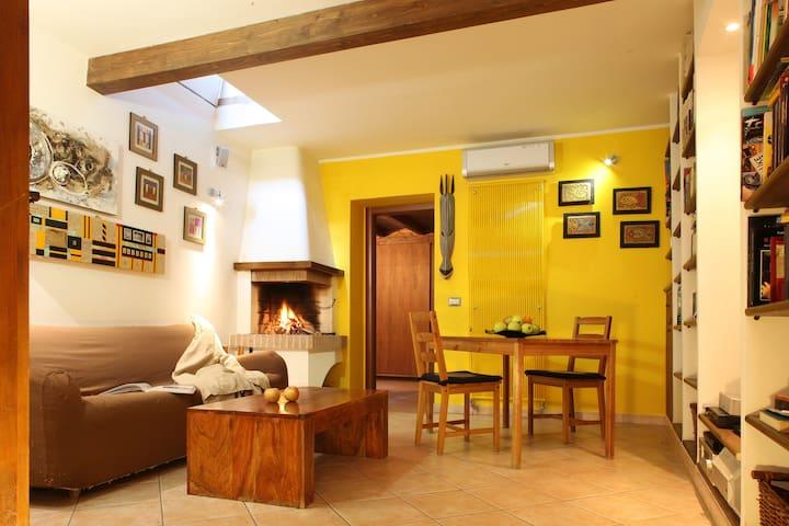 Sweet Home Vitali, Monterotondo, a 20 km da Roma - Monterotondo - Apartemen