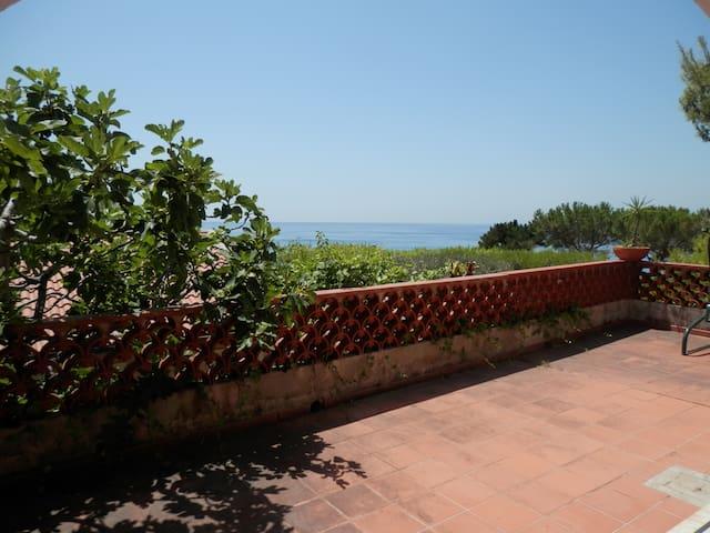 Panoramica villa a schiera - Acciaroli