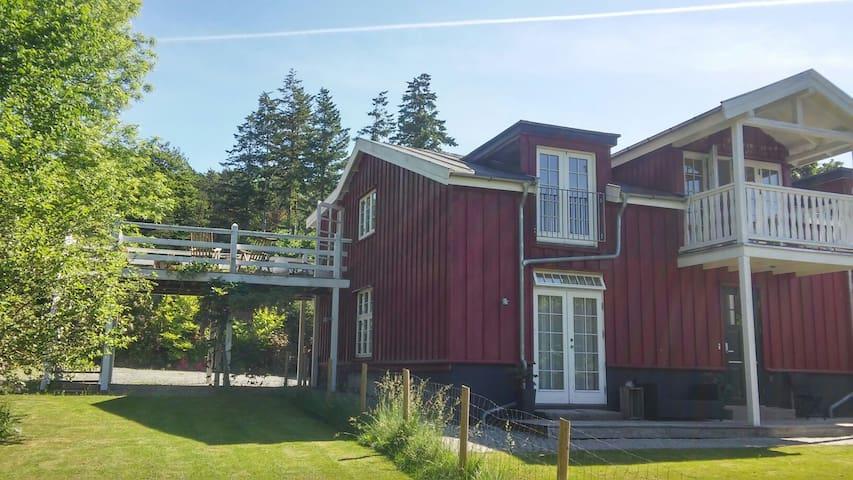 Super charmerende hus ved skoven - Hørsholm  - Villa