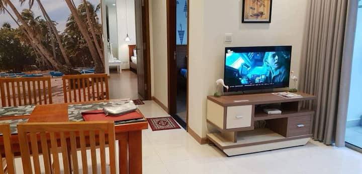 rent apartment vinhomes central park
