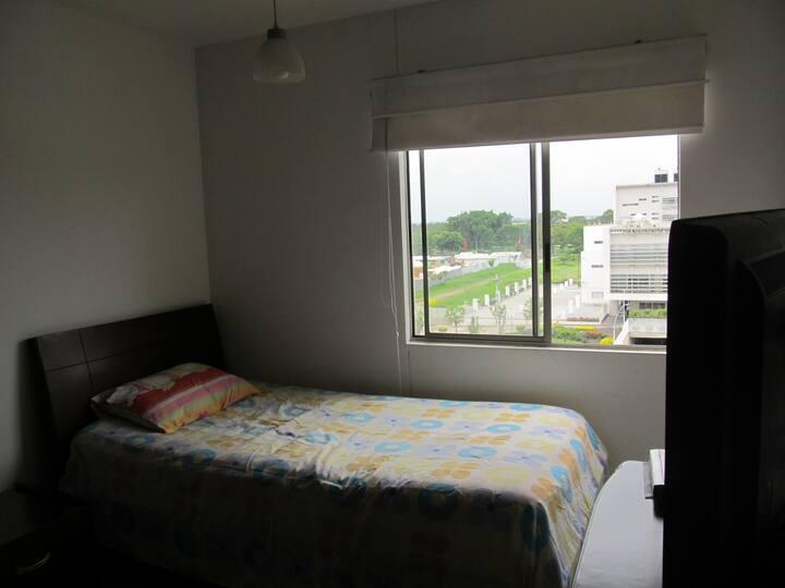 2 Habitaciones confortables + baño