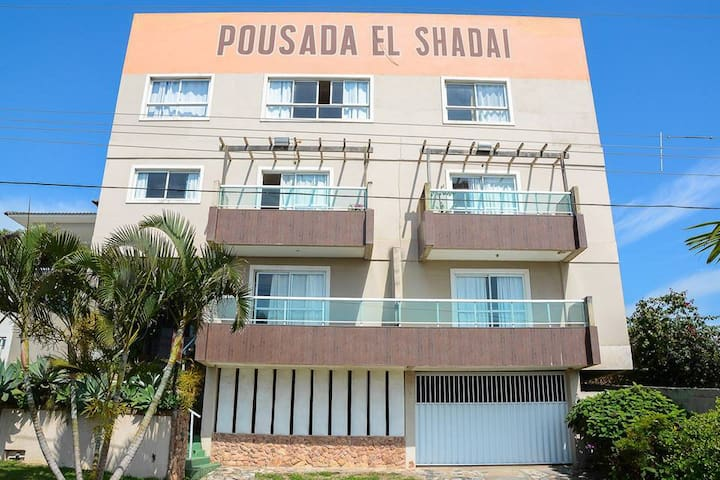 Pousada Familiar - Guarapari - Bed & Breakfast