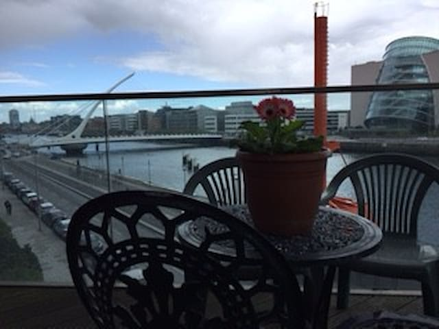 Single room in Grand Canal Dock - Dublín - Apartamento